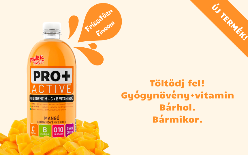 PRO+ mangó