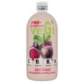 PRO + Vegi - Cékla - eper - bazsalikom 0,75 L