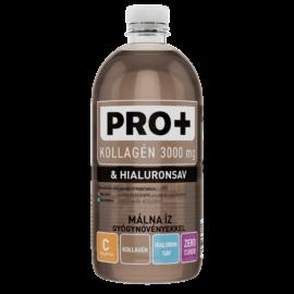 PRO + Kollagén + Hialuronsav - Málna 0,75 L