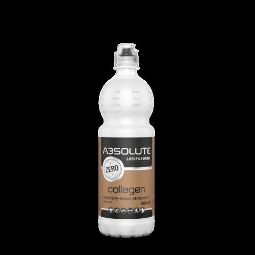 Absolute Lifestyle Kollagén - Bodza-citrom-eper 0,6 L