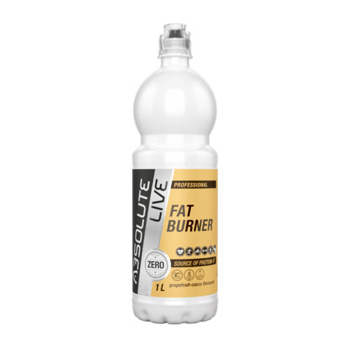 Absolute Live Fat Burner - Grapefruit-kókusz 1 L