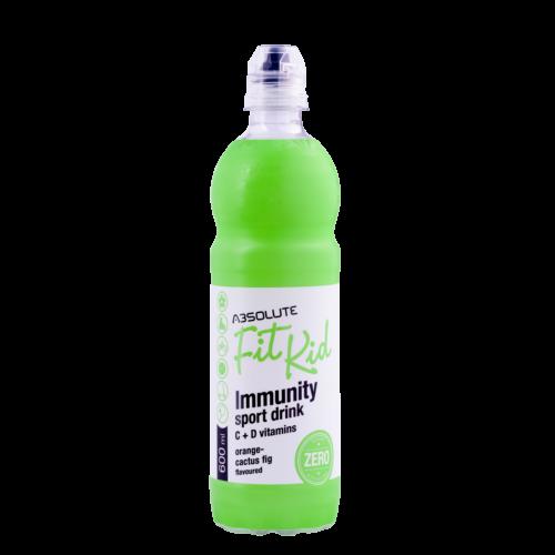 Absolute Fit Kid C+D vitaminnal - Narancs-kaktuszfüge 0,6 L