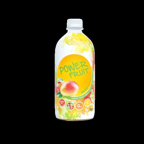 Power Fruit Mangó Q10, C- és B-vitaminokkal 0,75 L