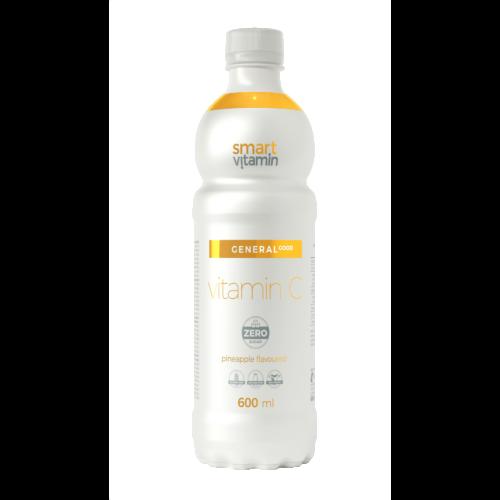 Smart Vitamin General Good - Ananász 0,6 L